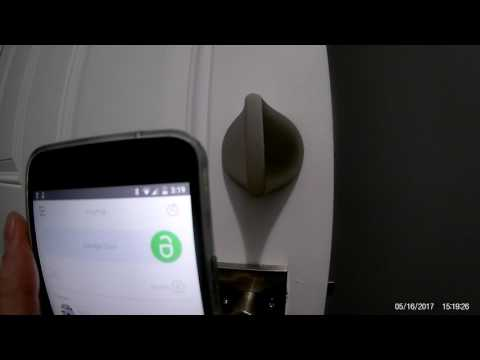 Friday Smart Lock Quick Review