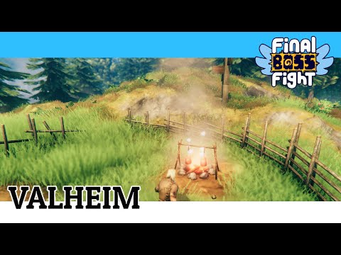 Video thumbnail for Gathering Iron – Valheim – Final Boss Fight Live