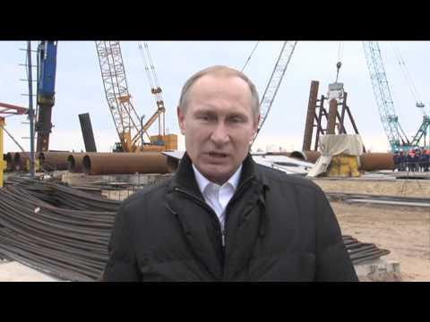 04fdf36b44d0 Владимир Путин поздравил участников митинга-концерта «Мы вместе!» со второй  годовщиной принятия Республики Крым и Севастополя в состав Российской  Федерации.