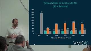 Seminário Gdec - Palestra do Prof. Vinicius Marques de Carvalho (USP)