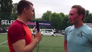 SILVER DIVISION | ADVOCATES - BLACK ALFA 4:4 (Обзор) #SFCK Street Football Challenge Kiev
