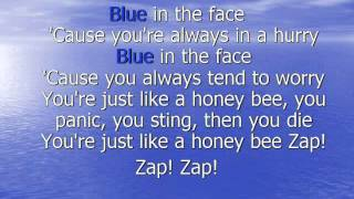 No Doubt - Blue In The Face Lyrics