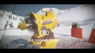 VideoImage1 Winter Resort Simulator - TechnoAlpin - Snow Expert Pack