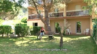 preview picture of video 'Hôtel des Gorges'