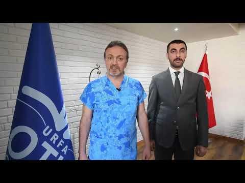 Urfa'da Tüp Bebek Merkezi Açıldı- Şanlıurfa 63 Haber