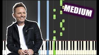 Whom Shall I Fear - Chris Tomlin   MEDIUM PIANO TUTORIAL by Betacustic