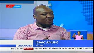 Isaac Amuke:We have torn each other apart,I don't know what being a Kenya is any more
