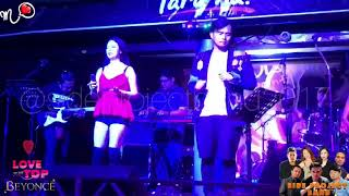 LoveOnTop  ( Side Project Band 🎶🎤🎹🥁🎸😘 with our Aries Concepcion)