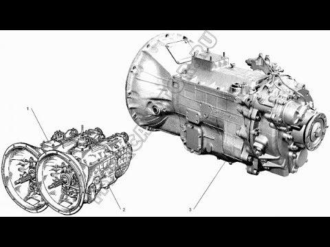 Ремонт и рестайлинг КПП-238вм. 1часть.