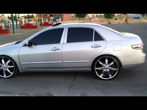 download link youtube honda accord slammed on 22 inch rims. Black Bedroom Furniture Sets. Home Design Ideas