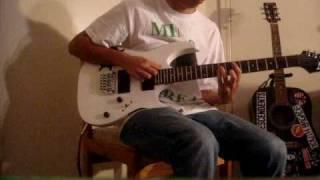 Choking Victim - 500 Channels (guitar cover)