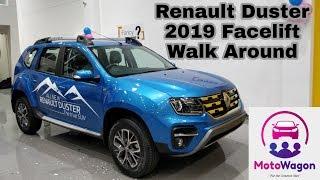 Renault Duster 2019 Facelift - Walk Around - Tamil - MotoWagon