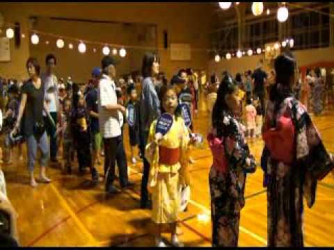 第42回北八軒地区子ども盆踊り
