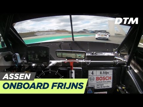 DTM Assen 2019 - Robin Frijns (Audi RS 5 DTM) - RE-LIVE Onboard (Race 2)