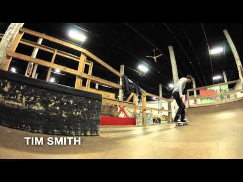 Woodward Skatepark Tour - Xtreme Wheels - Buffalo NY - 2013