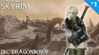 History of Skyrim - DLC Dragonborn #1 - Enfant de Dragon / Le Temple de Miraak