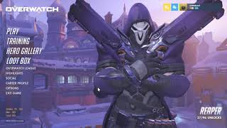 How to Get on a New Overwatch Account Without Closing the Game...