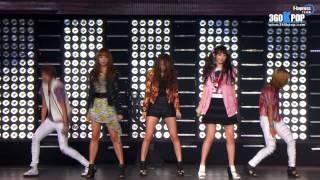 [Vietsub][Perf] f(x) - LA chA TA @ SM Town Live In New York 2011 {T-Express Team}[360kpop]