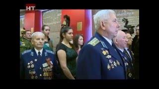 Состоялась церемония передачи родственникам останков погибшего в годы Великой Отечественной войны летчика