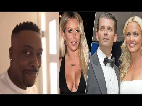 , title : 'Like father like son...Arsenio Hall Confirms That Trump Jr. & Aubrey O'Day Had An Affair'