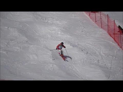 Takao MARUYAMA: The 56th All Japan Ski Technique Championship