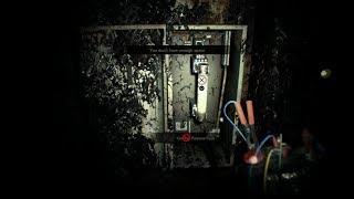 resident evil 7 :  Repair the elevator