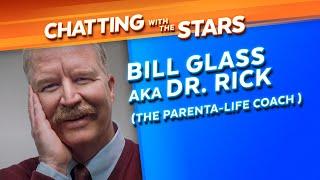 Actor Bill Glass on Becoming Progressive Insurance's 'Parenta-Life Coach Dr. Rick'