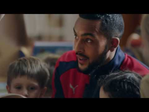 Premier League, and Premier League Primary Stars Commercial (2017) (Television Commercial)