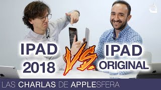 IPAD Original VS. iPad 2018