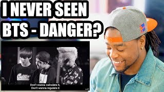 HipHop Head reacts to BTS - Danger MV (Mo-Blue-Mix) (feat. THANH) | Reaction!!!