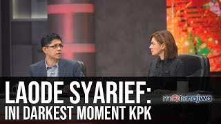 KPK: Kiamat Pemberantasan Korupsi - Laode Syarief: Ini Darkest Moment KPK (Part 1) | Mata Najwa