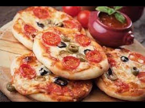 Pizza  Brotinho como fazer dinheiro .