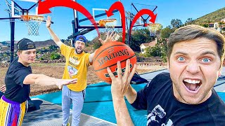 3 HOOP KING OF THE COURT!
