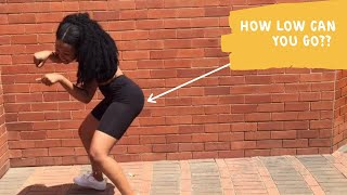 AmaPiano dance TUTORIAL!! || Easy step by step tutorial on how to Dance