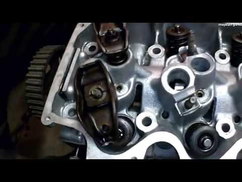 Двигатель на чери амулет в разрезе