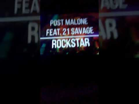 Post Malone-Rockstar ft.21 Savage (LYRICS)