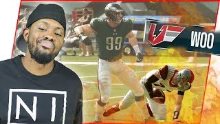 🔥It's TOO MUCH! He Can't Take The HEAT! - Madden 19 Ultimate Team