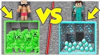 COSA SCEGLI TRA NOOB E PRO? - Minecraft ITA