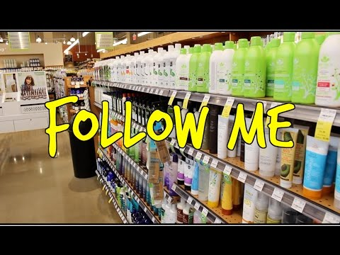 Follow Me To Whole Foods | Natural Curly Hair