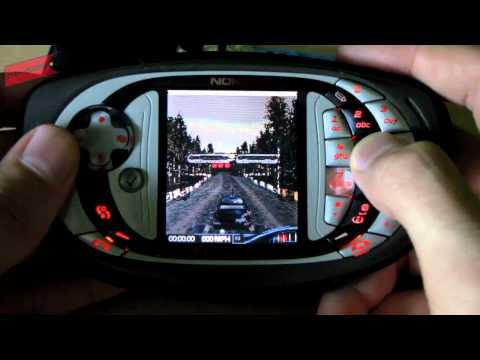 Nokia N-Gage Colin McRally 2005