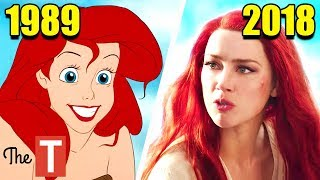 10 Disney Characters Compared To Marvel/DC Characters