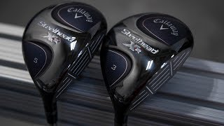 Steelhead XR Fairway Woods: Iconic Versatility & Modern Power