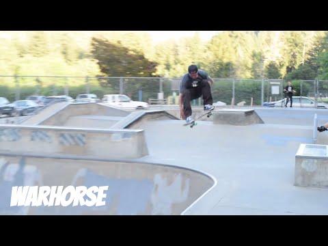 Death & Concussions Part 4 Warhorse: Ben Lomand Skatepark