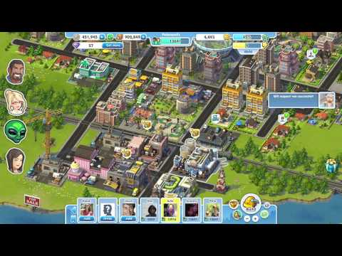 It's A Sad Day When City Building Social Games Attack Each Other With Folk Songs
