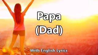 Stef Bos papa (dad)