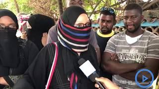 Kisauni residents condemn a con lady duping jobless hopefuls seeking