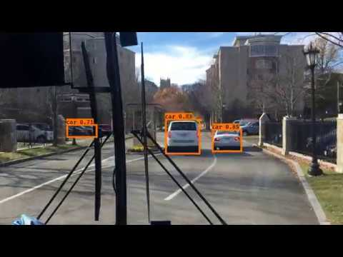Object Detection - Cars, Pedestrian, Traffic Light
