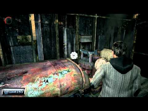 Gameplay de Alan Wake Complete Collection