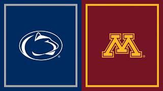First Half Highlights: Penn State at Minnesota   B1G Football