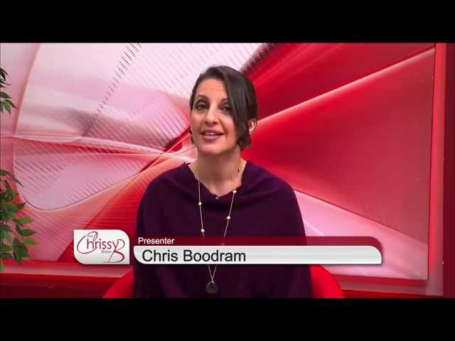 Tips on helping a loved-one who's depressed, winter festival 15.12.14, Chrissy B Show